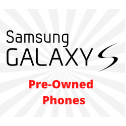 Pre-Owned Samsung S Series