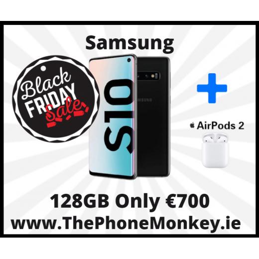 Samsung Galaxy S10 & Airpods Bundle
