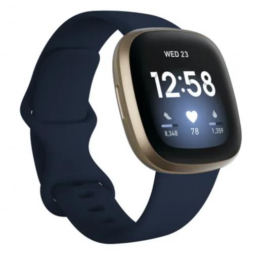 Fitbit Versa 3 | Black
