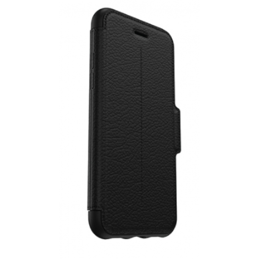 Otterbox Strada Series Folio Case Black for iPhone 7/8 Plus
