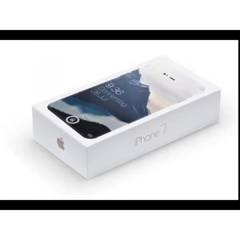new product a3663 1a0e5 Original Apple iPhone 7 / 7 Plus Box & Accessories