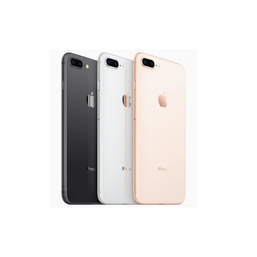 Black Only - Apple iPhone 8 Plus 64GB -Premium Pre-Owned Grade A+